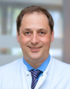 Portrait Prof. Dr. Dr. Ulrich Rieger