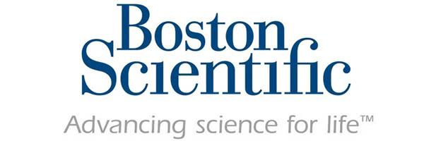 Symposium Trans*2021, Sponsorenlogo Boston Scientific